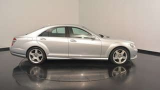2006 Mercedes-Benz S350 W221 MY07 Silver 7 Speed Automatic Sedan
