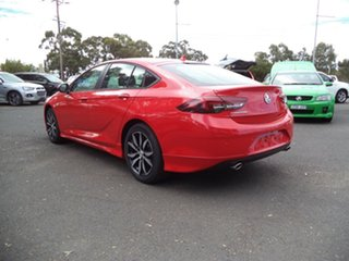 2018 Holden Commodore ZB MY18 RS Liftback Absolute Red 9 Speed Sports Automatic Liftback