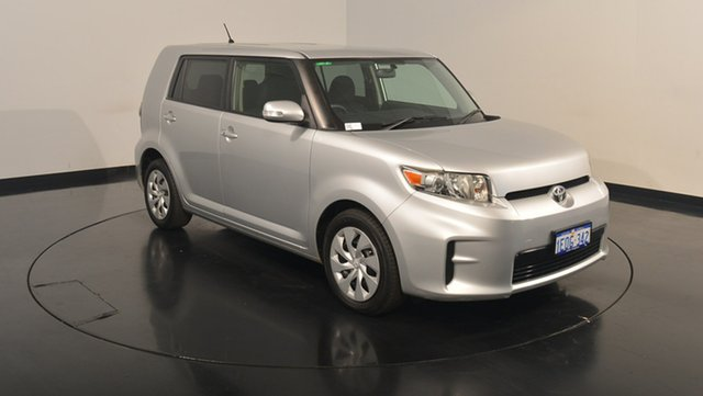 Used Toyota Rukus AZE151R Build 1 Hatch, 2014 Toyota Rukus AZE151R Build 1 Hatch Silver 4 Speed Sports Automatic Wagon