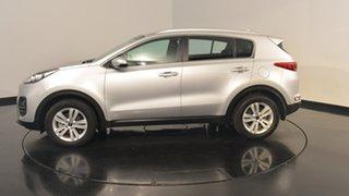 2017 Kia Sportage QL MY17 Si 2WD Sparkling Silver 6 Speed Sports Automatic Wagon.