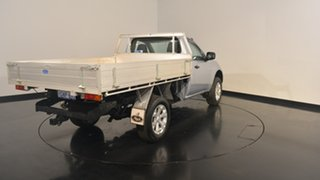 2015 Mitsubishi Triton MN MY15 GL Silver 5 Speed Manual Cab Chassis