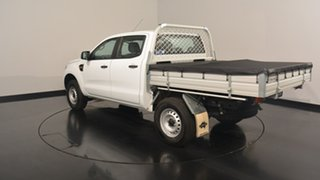 2017 Ford Ranger PX MkII XL Double Cab 4x2 Hi-Rider Frozen White 6 Speed Sports Automatic.