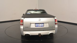 2010 Holden Ute VE MY10 SS Silver 6 Speed Sports Automatic Utility