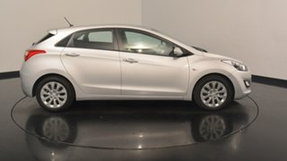 2017 Hyundai i30 GD4 Series II MY17 Active Platinum Silver 6 Speed Sports Automatic Hatchback