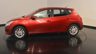 2016 Nissan Pulsar C12 Series 2 ST Red 1 Speed Constant Variable Hatchback.
