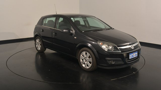 Used Holden Astra AH MY06.5 CDTi, 2006 Holden Astra AH MY06.5 CDTi Black 6 Speed Sports Automatic Hatchback
