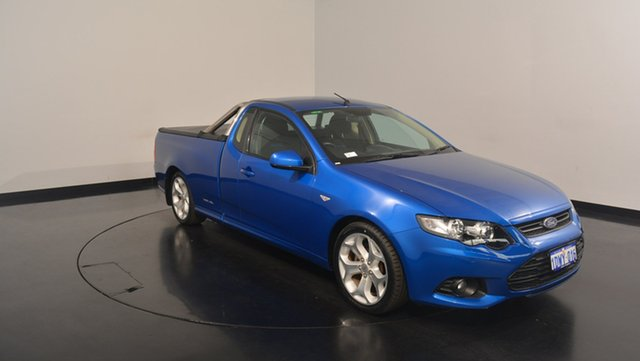 Used Ford Falcon FG MkII XR6 Ute Super Cab, 2012 Ford Falcon FG MkII XR6 Ute Super Cab Kinetic 6 Speed Sports Automatic Utility