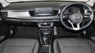2017 Kia Rio YB MY17 S Clear White 4 Speed Sports Automatic Hatchback