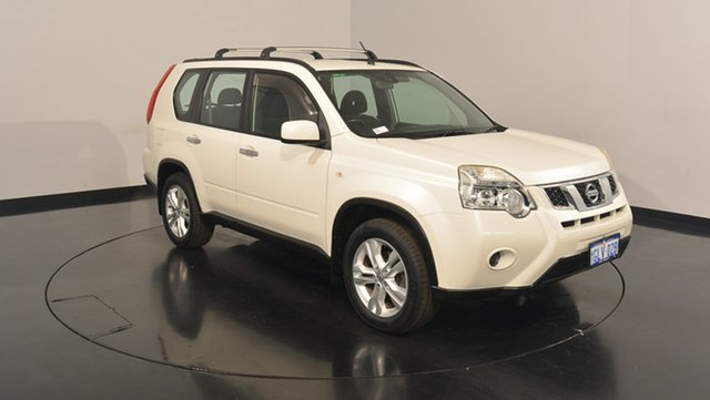 Used Nissan X-Trail T31 Series IV ST 2WD, 2011 Nissan X-Trail T31 Series IV ST 2WD White 1 Speed Constant Variable Wagon