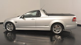 2010 Holden Ute VE MY10 SS Silver 6 Speed Sports Automatic Utility.
