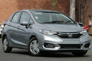 2020 Honda Jazz GF MY21 VTi Lunar Silver 1 Speed Constant Variable Hatchback.