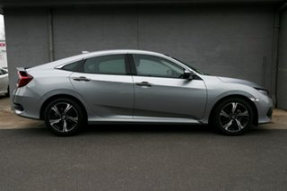 2017 Honda Civic 10th Gen MY16 RS Lunar Silver 1 Speed Constant Variable Sedan