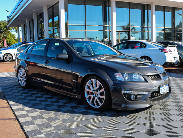 Used Holden Special Vehicles Clubsport E Series 2 R8, 2009 Holden Special Vehicles Clubsport E Series 2 R8 Grey 6 Speed Sports Automatic Sedan