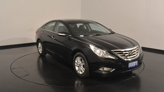 2012 Hyundai i45 YF MY11 Active Black Diamond 6 Speed Sports Automatic Sedan.