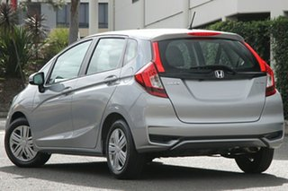 2019 Honda Jazz GF MY19 VTi Lunar Silver 1 Speed Constant Variable Hatchback.