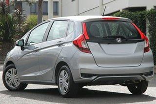 2019 Honda Jazz GF MY20 VTi Lunar Silver 1 Speed Constant Variable Hatchback.