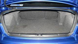 2011 Mitsubishi Lancer CJ MY11 VR Blue 5 Speed Manual Sedan