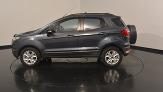 2014 Ford Ecosport BK Trend PwrShift Grey 6 Speed Sports Automatic Dual Clutch Wagon.