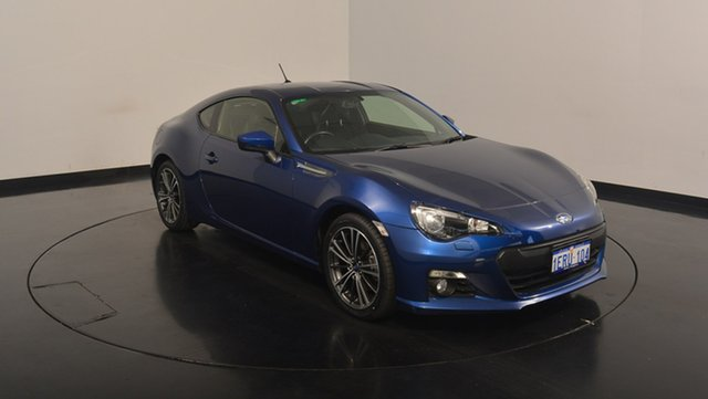Used Subaru BRZ Z1 MY14 , 2014 Subaru BRZ Z1 MY14 Blue 6 Speed Manual Coupe