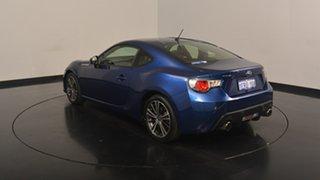 2014 Subaru BRZ Z1 MY14 Blue 6 Speed Manual Coupe.