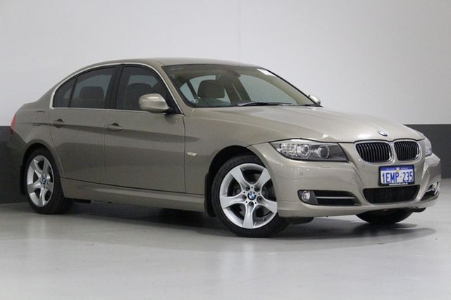 Used BMW 320D E90 MY11 Lifestyle, 2010 BMW 320D E90 MY11 Lifestyle Silver 6 Speed Auto Steptronic Sedan