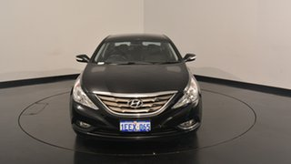2012 Hyundai i45 YF MY11 Active Black Diamond 6 Speed Sports Automatic Sedan