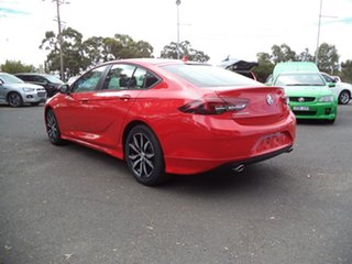 2018 Holden Commodore ZB MY18 RS Liftback AWD Absolute Red 9 Speed Sports Automatic Liftback