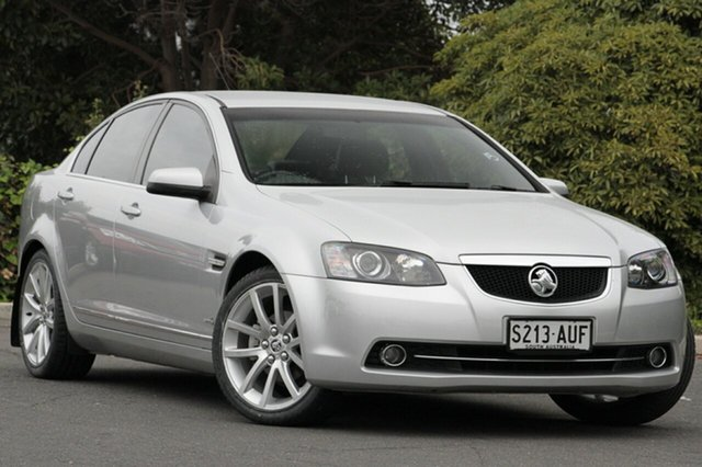 Used Holden Calais VE II MY12 , 2011 Holden Calais VE II MY12 Nitrate Silver 6 Speed Sports Automatic Sedan