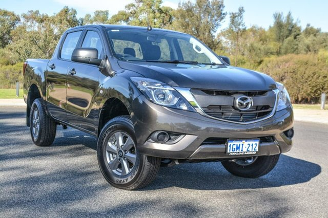 Demo Mazda BT-50 UR0YG1 XTR, 2018 Mazda BT-50 UR0YG1 XTR 6 Speed Manual Utility
