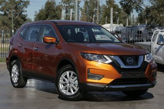 2019 Nissan X-Trail T32 Series II ST X-tronic 2WD Copper Blaze 7 Speed Constant Variable Wagon.