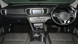 2017 Kia Sportage QL MY17 Si 2WD Mineral Silver 6 Speed Sports Automatic Wagon