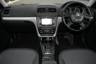 2011 Skoda Yeti 5L 103TDI DSG Black Pearl 6 Speed Sports Automatic Dual Clutch Wagon