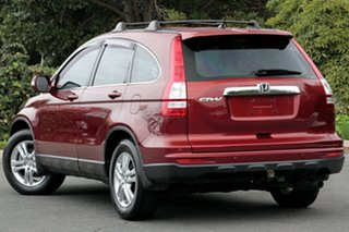2011 Honda CR-V RE MY2011 Luxury 4WD Habanero Red 5 Speed Automatic Wagon.