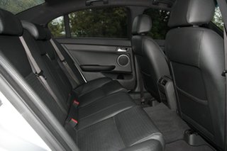 2011 Holden Calais VE II MY12 Nitrate Silver 6 Speed Sports Automatic Sedan