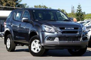 2021 Isuzu MU-X MY19 LS-M Rev-Tronic 4x2 Grey 6 Speed Sports Automatic Wagon.