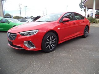 2018 Holden Commodore ZB MY18 RS Liftback AWD Absolute Red 9 Speed Sports Automatic Liftback.