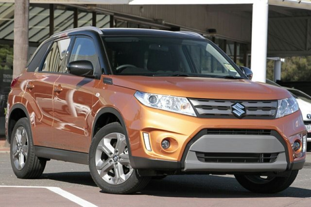 Demo Suzuki Vitara LY RT-S 2WD, 2017 Suzuki Vitara LY RT-S 2WD 6 Speed Sports Automatic Wagon