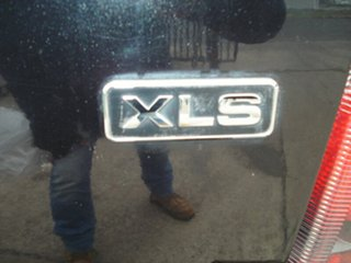 2007 Ford Escape ZC XLS Black Mica 4 Speed Automatic Wagon