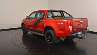 2014 Holden Colorado RG MY14 Storm Crew Cab Red 6 Speed Sports Automatic Utility.