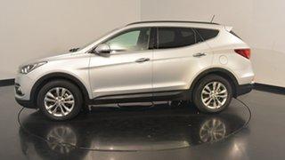 2016 Hyundai Santa Fe DM3 MY16 Elite Sleek Silver 6 Speed Sports Automatic Wagon.