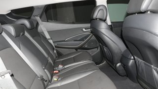 2016 Hyundai Santa Fe DM3 MY16 Elite Sleek Silver 6 Speed Sports Automatic Wagon