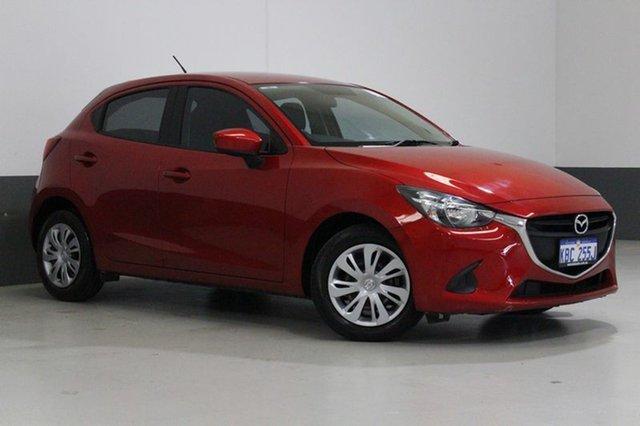 Used Mazda 2 DJ Neo, 2014 Mazda 2 DJ Neo Soul Red 6 Speed Automatic Hatchback
