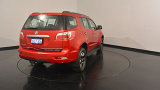 2016 Holden Colorado 7 RG MY16 Trailblazer Red 6 Speed Sports Automatic Wagon