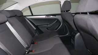 2015 Volkswagen Jetta 1B MY15 118TSI Trendline Pure White 6 Speed Manual Sedan