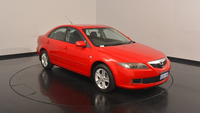 Used Mazda 6 GG1032 Classic, 2006 Mazda 6 GG1032 Classic Red 5 Speed Sports Automatic Hatchback