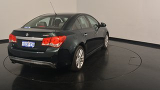 2013 Holden Cruze JH Series II MY14 SRi-V Green 6 Speed Sports Automatic Sedan