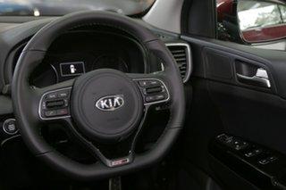 2018 Kia Sportage QL MY18 GT-Line AWD Fiery Red 6 Speed Sports Automatic Wagon