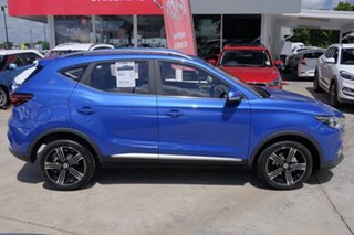2018 MG ZS AZS1 Soul 2WD Regal Blue 4 Speed Automatic Wagon