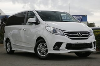 2019 LDV G10 SV7A Executive Grey Metallic 6 Speed Sports Automatic Wagon.