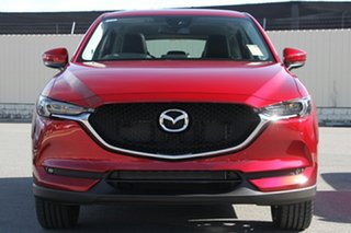 2020 Mazda CX-5 KF4WLA GT SKYACTIV-Drive i-ACTIV AWD Soul Red Crystal 6 Speed Sports Automatic Wagon.